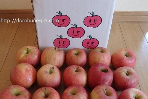 竹城青果リンゴ5kg